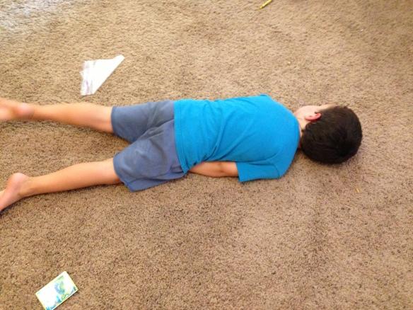 Plank Boy