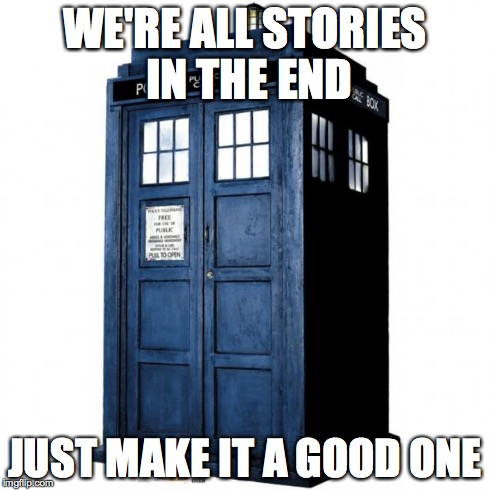 The Doctor–Stories in the End