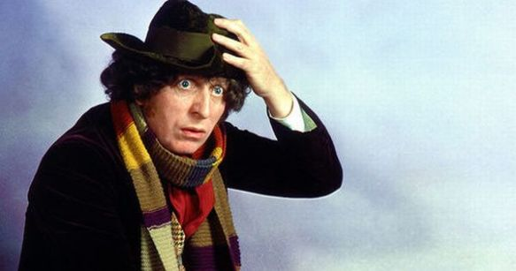 Fourth Doctor Gobsmacked