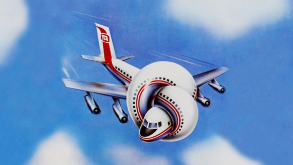 Airplane! Logo