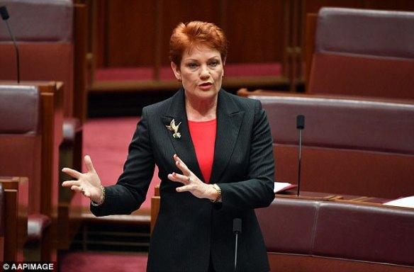 Pauline Hanson Australia